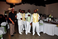 Tiffany & Deverick Stewart Wedding