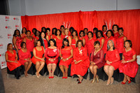 Sigma Rho Omega Chapter of Alpha Kappa Alpha Sorority, Inc. 3rd Annual Pink Goes Red
