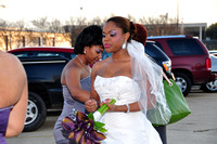 Latorah & Ronald Robinson Wedding