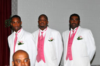 Triventies & Da'Netta Johnson Wedding Family & Friends