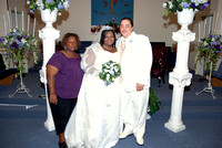 Shamonica & Robert Wedding Photos taken by Ken Boyd Photography