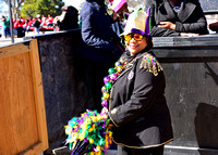 Krewe of Harambee Parade (MLK Day)